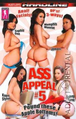 Ass Appeal 5 Porn Video Art