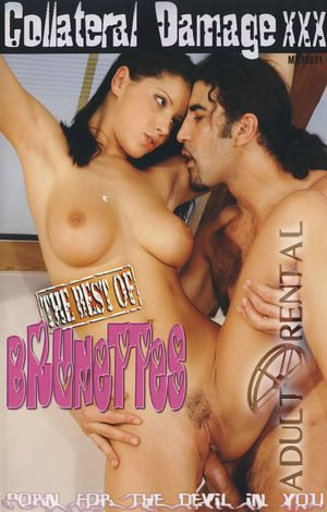 The Best Of Brunettes Porn Video Art