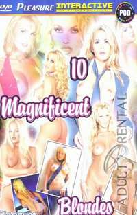 Ten Magnificent Blondes | Adult Rental