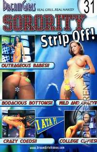 Sorority Strip-Off 31 | Adult Rental