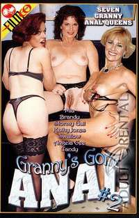 Granny's Gone Anal 2 | Adult Rental