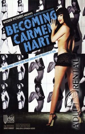 Becoming Carmen Hart Porn Video Art