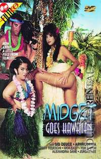 Midget Goes Hawaiian