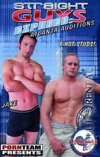 Straight Guys Exposed: Atlanta Auditions | Adult Rental