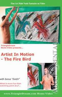Primal Man Artist In Motion The Firebird | Adult Rental