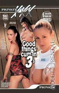 Good Things Cum In 3's | Adult Rental