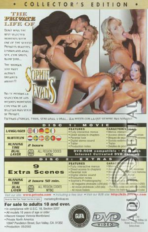 Private Life of Sophie Evans: Extras Porn Video Art