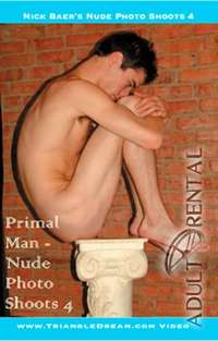 Primal Man Nude Photo Shoots 4 | Adult Rental