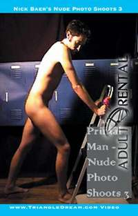 Primal Man Nude Photo Shoots 3
