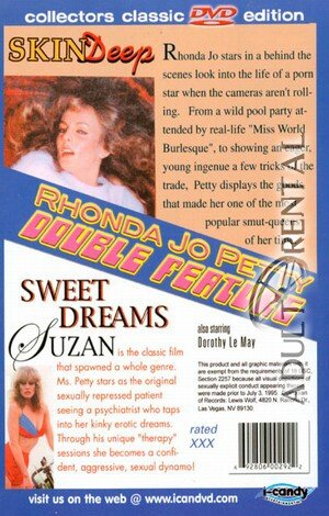 Skin Deep / Sweet Dreams Suzan Porn Video Art