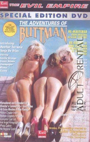 The Adventures of Buttman Porn Video Art