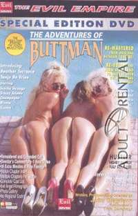 The Adventures of Buttman | Adult Rental