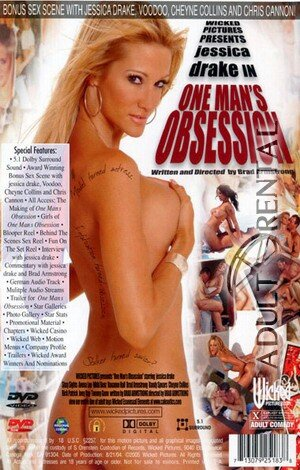 One Man's Obsession: Extras Porn Video Art