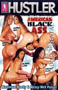 American Black Ass | Adult Rental