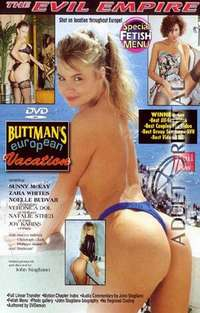 Buttman's European Vacation | Adult Rental