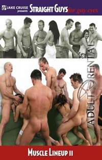 Straight Guys 4 Gay Eyes Muscle Lineup 2 | Adult Rental