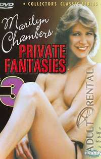 Marilyn Chambers Private Fantasies 3 | Adult Rental