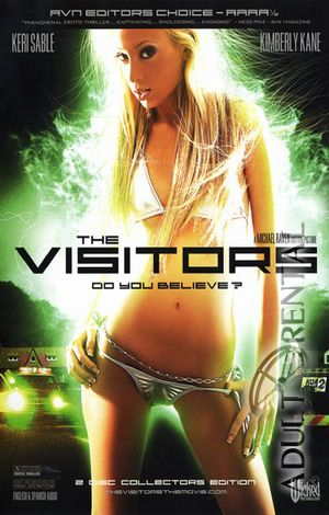 The Visitors: Extras Porn Video Art