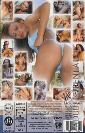 The Best Of Anal 5 Porn Video Art