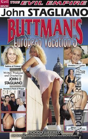 Buttman's European Vacation 3 Porn Video Art