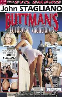 Buttman's European Vacation 3 | Adult Rental