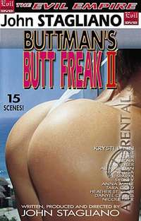 Buttman's Butt Freak 2 | Adult Rental