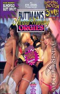 Buttman's Award Winning Orgies | Adult Rental