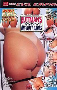 Buttman's Favorite Big Butt Babes | Adult Rental