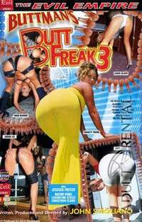 Buttman's Butt Freak 3 | Adult Rental