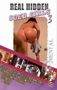 Real Hidden Coed Girls 3 | Adult Rental