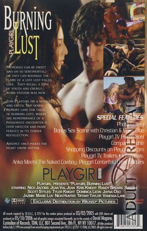 Playgirl Burning Lust Porn Video Art