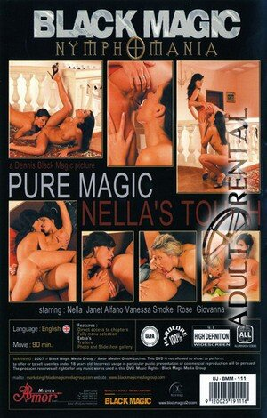 Nella's Touch Porn Video Art