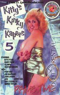 Kitty's Kinky Kapers 5
