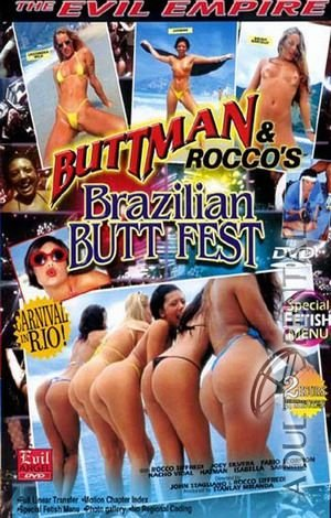 Buttman And Rocco's Brazilian Butt Fest Porn Video Art