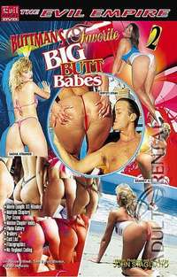 Buttman's Favorite Big Butt Babes 2 | Adult Rental