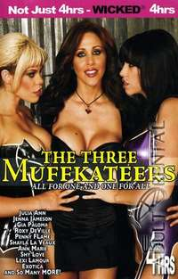 The Three Muffkateers | Adult Rental