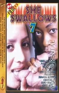She Swallows 7