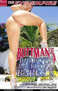 Buttman's Big Butt Backdoor Babes 3