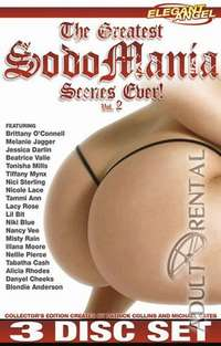 Greatest Sodomania Scenes Ever 2 Disc 2 | Adult Rental