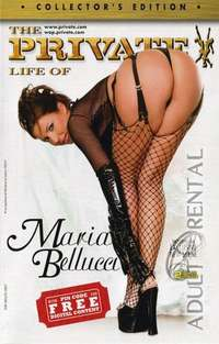 Private Life Of Maria Bellucci | Adult Rental