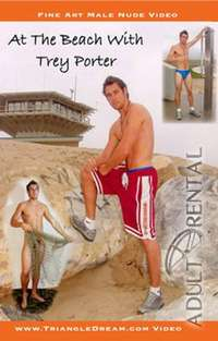 At The Beach With Trey Porter | Adult Rental