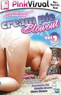 Cream Pie Blowout 2 | Adult Rental