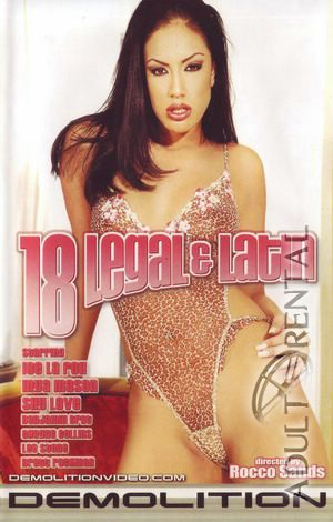 18 Legal & Latin Porn Video Art