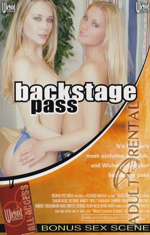 Backstage Pass Porn Video