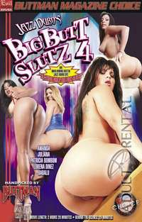 Big Butt Slutz 4 | Adult Rental
