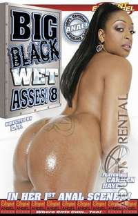 Big Black Wet Asses 8 Disc 1 | Adult Rental
