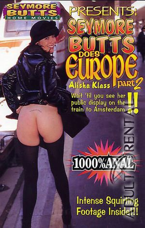 Seymore Butts Does Europe 2 Porn Video
