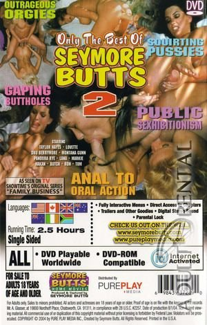 Only The Best Of Seymore Butts 2 Porn Video Art