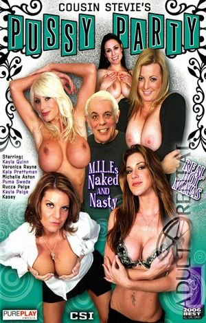 Cousin Stevie's Pussy Party 20 Porn Video