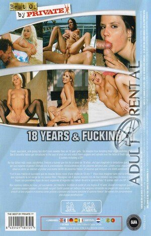 18 Years & Fucking 4 Porn Video Art